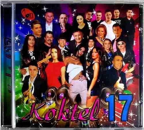 CD BN KOKTEL 17 compilation 2017 cana nervozni postar dijamant bend fijuljanin