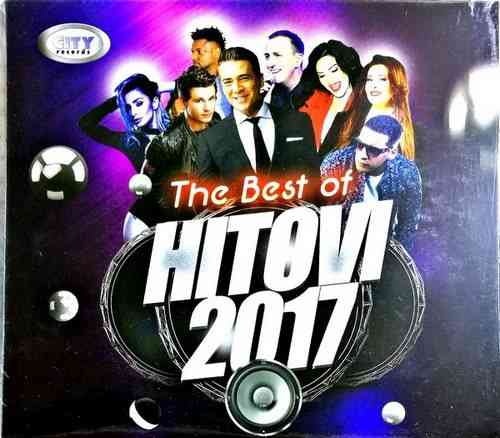 CD THE BEST OF HITOVI 2017 compilation zeljko joksimovic lexington dara bubamara