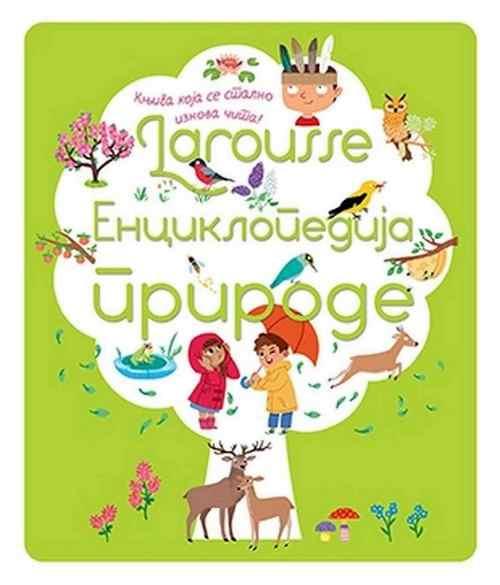 Larousse Enciklopedija prirode Grupa autora knjiga 2017 enciklopedija za decu