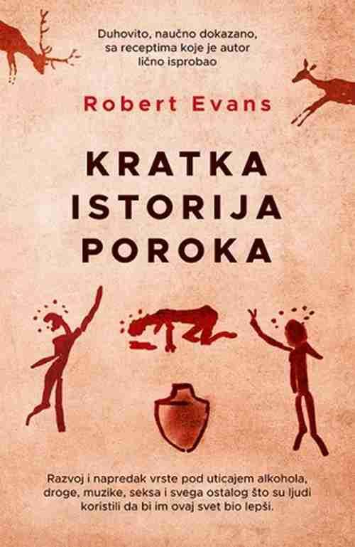 Kratka istorija poroka Robert Evans knjiga 2017 istorijski esejistika laguna