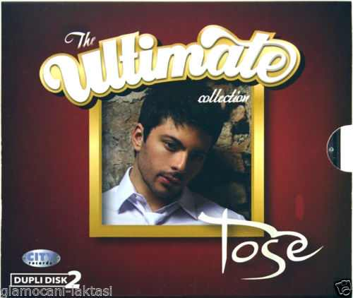 2CD TOSE PROESKI ULTIMATE COLLECTION igre bez granica srce nije kamen makedonija