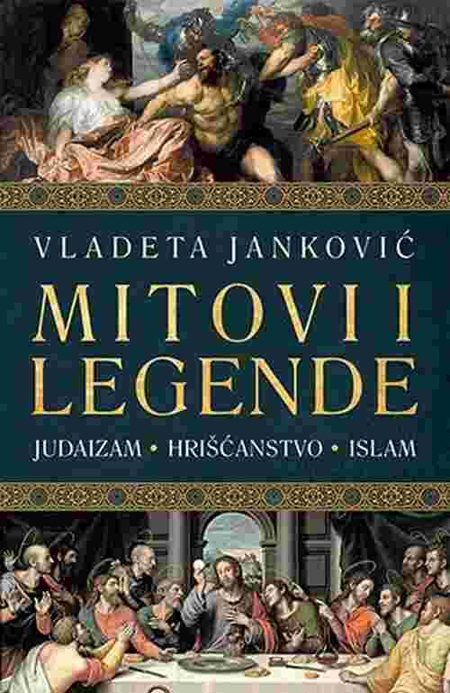 Mitovi i legende Vladeta Jankovic knjiga 2017 mitologija laguna srbija novo