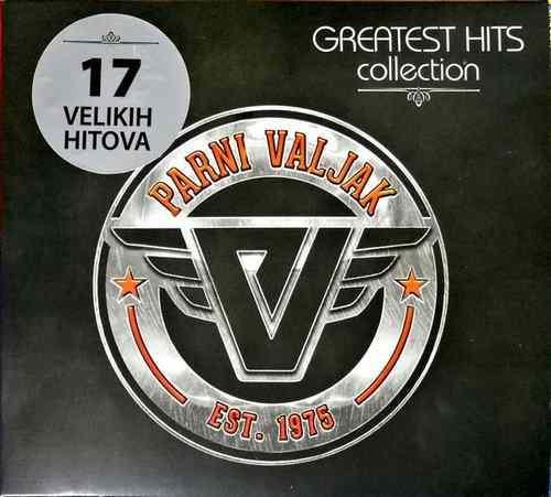 CD PARNI VALJAK THE GREATEST HITS COLLECTION 2017 GOLD AUDIO VIDEO HRVATSKA