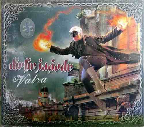 CD DIVLJE JAGODE VATRA REMASTERED 2007 ALBUM ZELE ALEN ISLAMOVIC JUGOSLAVIJA