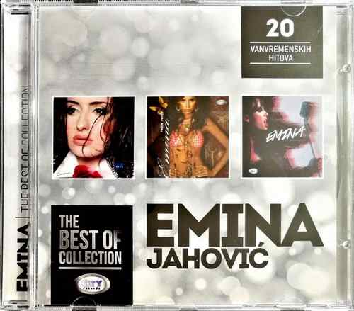 CD EMINA JAHOVIC THE BEST OF COLLECTION kompilacija 2017 city records srbija