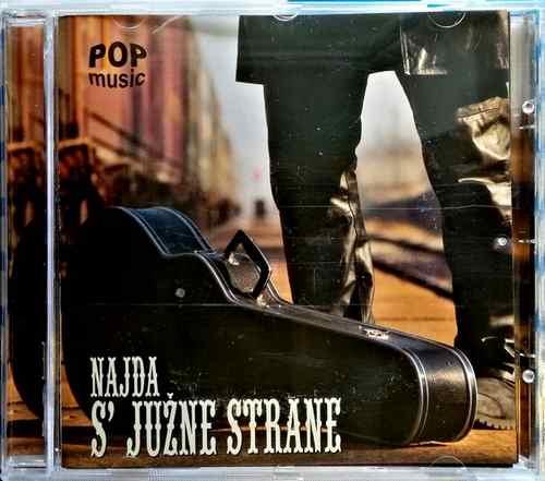 CD DEJAN NAJDANOVIC NAJDA (SMAK) S JUZNE STRANE ALBUM 2017 SRBIJA ZABAVNA GRAND