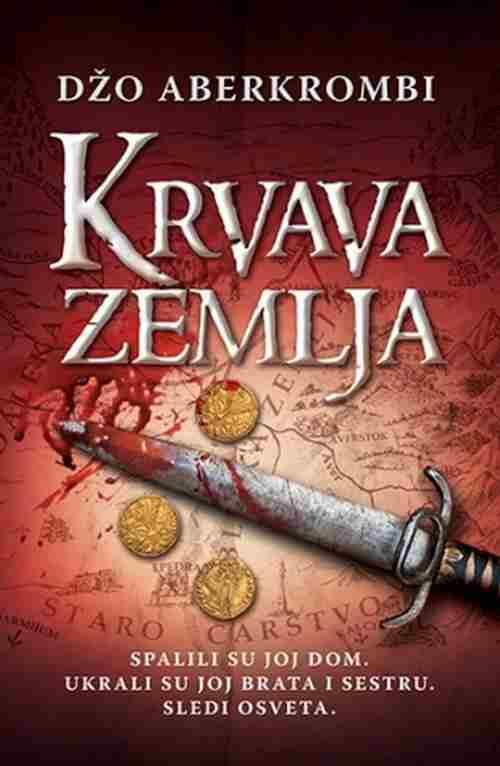 Krvava zemlja Dzo Aberkrombi knjiga 2018 epska fantastika laguna srbija latinica
