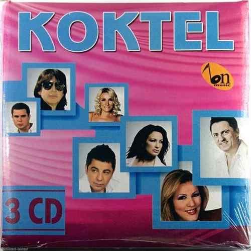 3CD BN MUSIC KOKTEL COMPILATION 2015 srbija hrvatska bosna balkan folk balkan