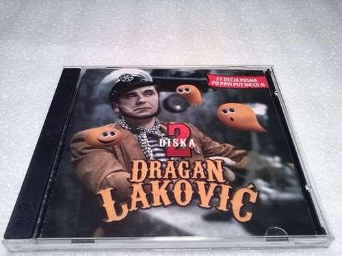 2CD DRAGAN LAKOVIC PRIRODA I SVASTARA album 2009 Serbia Bosnian Croatian djecija