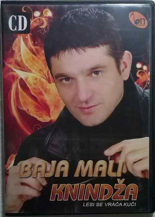CD BAJA MALI KNINDZALESI SE VRACA KUCI  krajiska pesma pjesma bn music