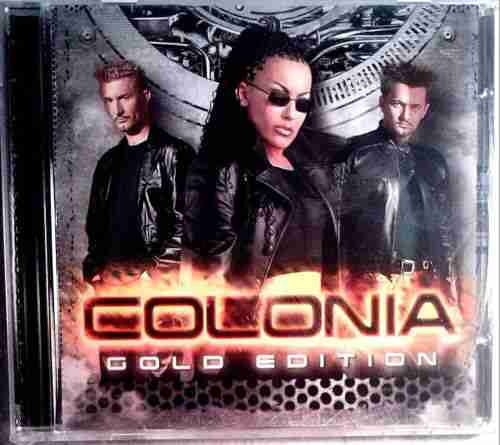 CD COLONIA  GOLD EDITION compilation 2011 Pop Serbian Bosnian, Croatian, Serbia