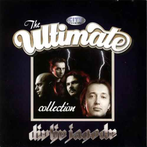 CD DIVLJE JAGODE  THE ULTIMATE COLLECTION 2012 album