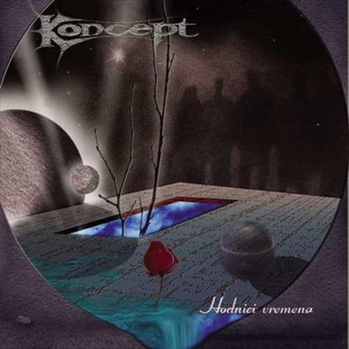 CD KONCEPT  Hodnici vremena Album 2004 One Records Heavy Metal Serbia Croatia