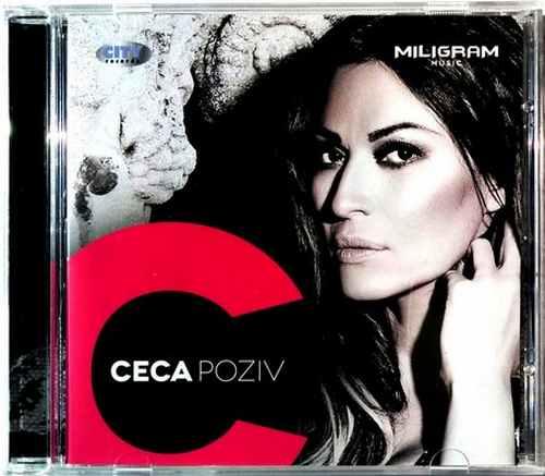 CD SVJETLANA RAZNATOVIC  CECA  POZIV ALBUM 2013 serbia croatia city records