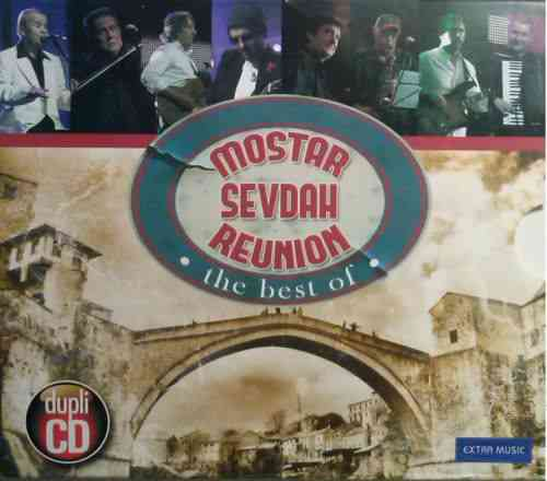 2CD MOSTAR SEVDAH REUNION   THE BEST OF 2013 Album