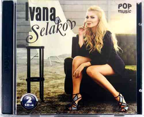 2CD IVANA SELAKOV S.O.S album 2016 HITOVI grand production srbija hrvatska bosna