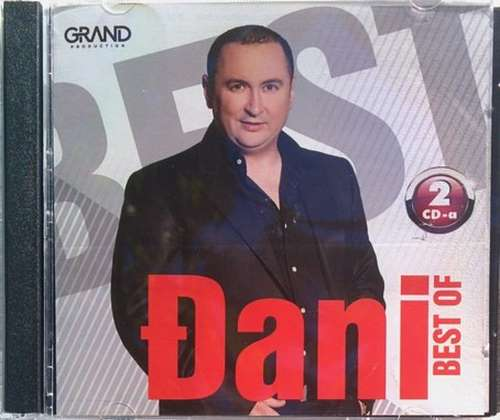 cd djani best of najbolje od compilation grand production 2cd djani best of najbolje od compilation 2016 grand production novo new srbija