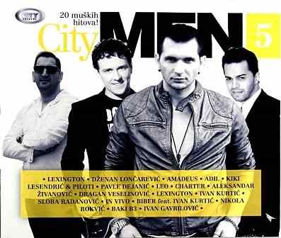 CD CITY MEN 5 compilation 2016 lexington leo charter veselinovic loncarevic adil