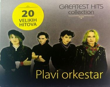 CD PLAVI ORKESTAR GREATEST HITS COLLECTION 2016 kaja bolje biti pijan nego star