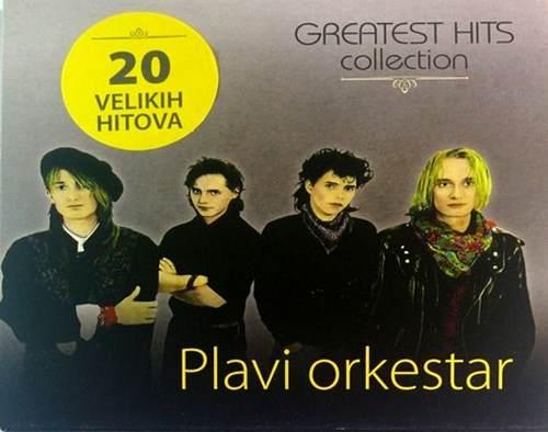 CD PLAVI ORKESTAR GREATEST HITS COLLECTION 2016 kaja bolje biti pijan nego star