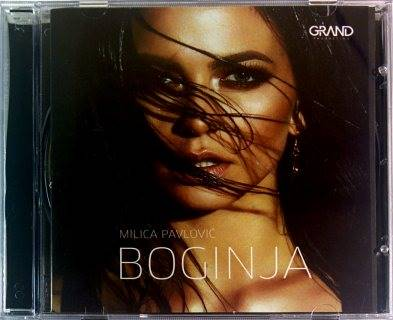 CD MILICA PAVLOVIC BOGINJA album 2016 grand production narodna novo demantujem