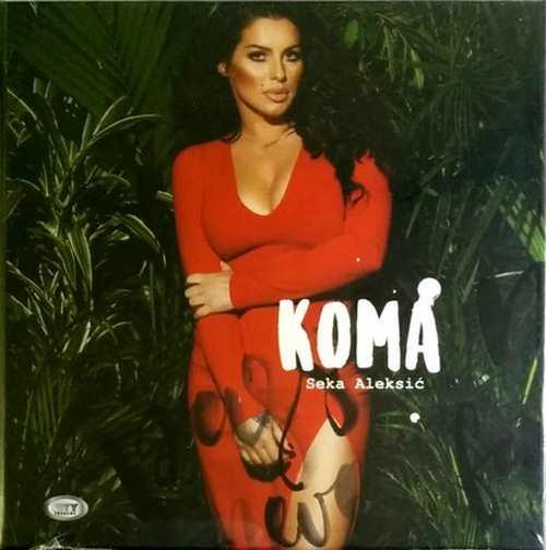 CD SEKA ALEKSIC KOMA album 2017 city records srbija hrvatska crna gora bosna