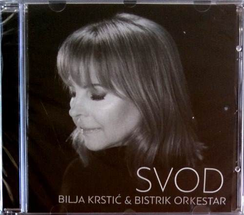 CD BILJA KRSTIC & BISTRIK ORKESTAR SVOD album 2017 etno srbija narodna crna gora