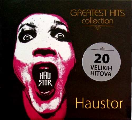 CD HAUSTOR GREATEST HITS COLLECTION 20 HITOVA sejn radio moja prva ljubav 2017