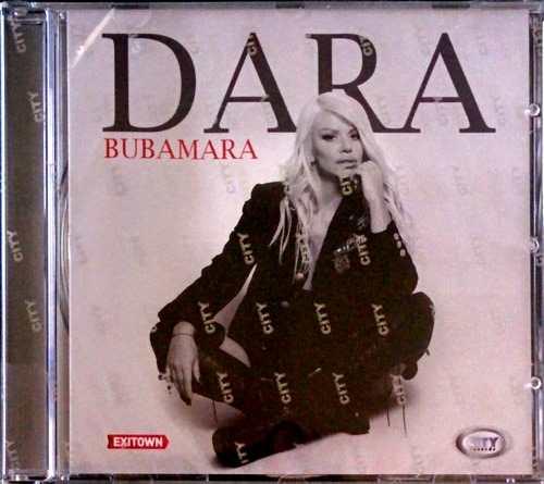 CD DARA BUBAMARA ALBUM 2017 novo ekstravagantno biografija otrov zena zmaj folk