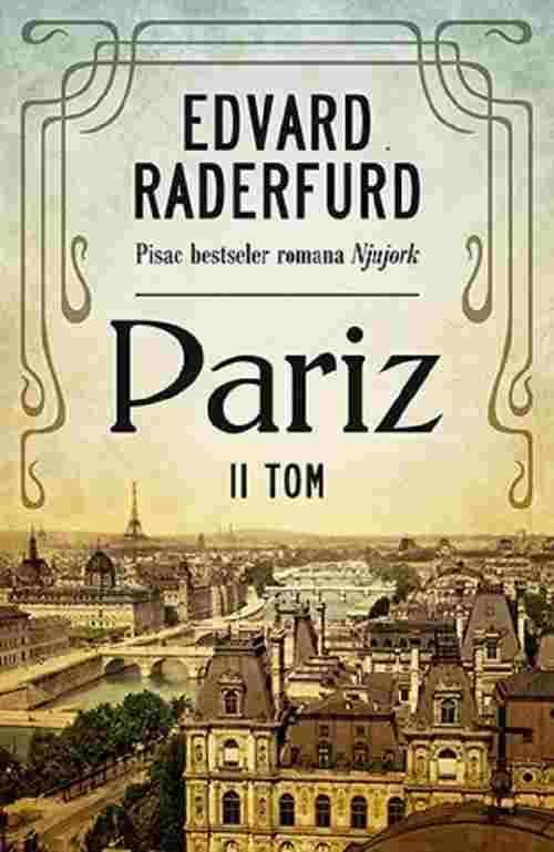 PARIZ II TOM EDVARD RADERFURD