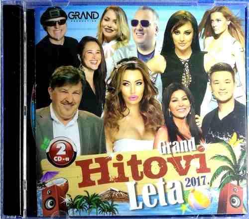 2CD GRAND HITOVI LETA 2017
