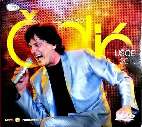 2DVD ZDRAVKO COLIC USCE LIVE UZIVO 2011