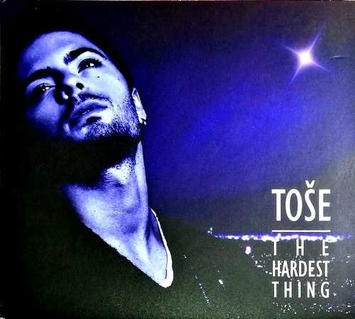 CD TOSE PROESKI THE HARDEST THING album 2009