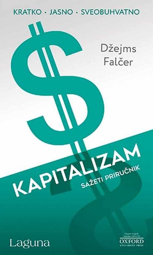 Kapitalizam Dzejms Falcer knjiga 2017 esejistika sazeti prirucnici novo laguna