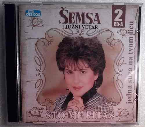 2CD SEMSA SULJAKOVIC I JUZNI VETAR remastered 2009 Serbia, Bosnia, Croatia