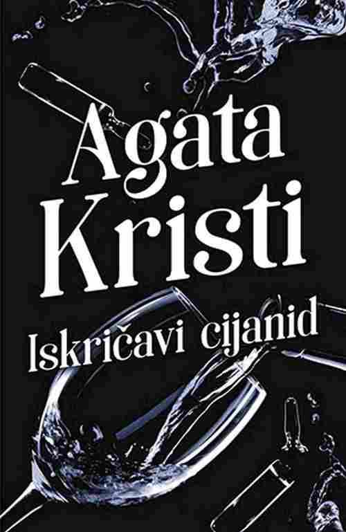 Iskricavi cijanid Agata Kristi knjiga 2017 triler kriminalisticki laguna srbija
