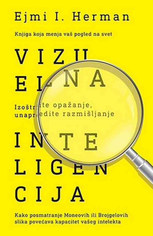 Vizuelna inteligencija Ejmi E.Herman 2017 edukativni popularna psihologija