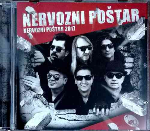 CD NERVOZNI POSTAR album 2017 bn music sabovic tomasevic republika srpska novo