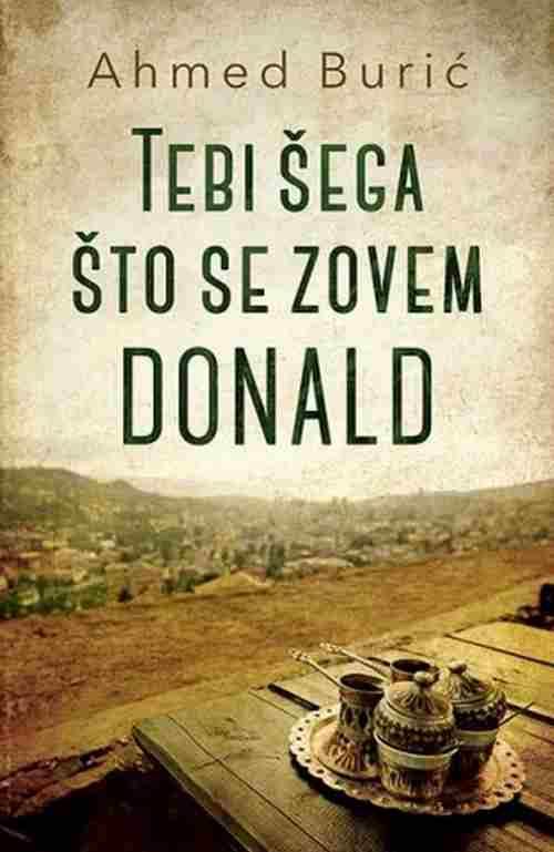 Tebi sega sto se zovem Donald Ahmed Buric knjiga 2017 laguna drama novo bosna