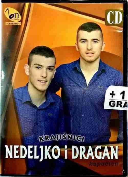 CD KRAJISNICI NEDELJKO I DRAGAN KUPACICA album 2017 narodna muzika bn music
