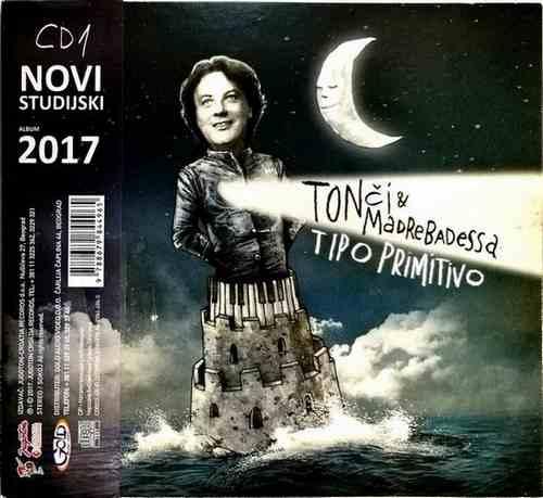 2CD TONCI HULJIC & MADRE BADESSA TIPO PRIMITIVO PIANO PRIMITIVO ALBUM 2017