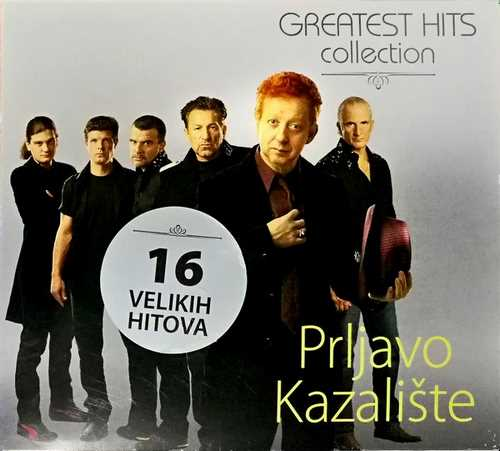 CD PRLJAVO KAZALISTE THE GREATEST HITS COLLECTION 2017 GOLD AUDIO VIDEO HRVATSKA