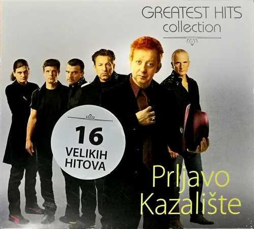 CD PRLJAVO KAZALISTE THE GREATEST HITS COLLECTION 2017 GOLD AUDIO VIDEO HRVATSKA