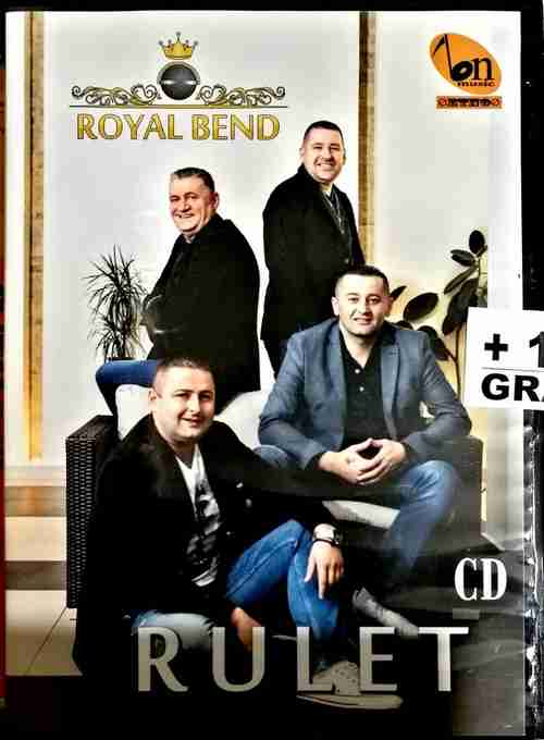 CD ROYAL BEND RULET ALBUM 2018 BN MUSIC NARODNA KRAJISKA REPUBLIKA SRPSKA SRBIJA