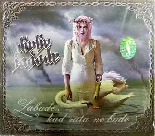 CD DIVLJE JAGODE LABUDE KAD RATA NE BUDE REMASTERED 2007 ALBUM ALEN ISLAMOVIC