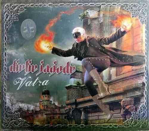 CD DIVLJE JAGODE KONJI REMASTERED 2007 ALBUM ZELE ALEN ISLAMOVIC JUGOSLAVIJA