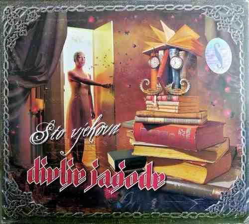 CD DIVLJE JAGODE STO VJEKOVA REMASTERED 2007  ZELE ALEN ISLAMOVIC JUGOSLAVIJA