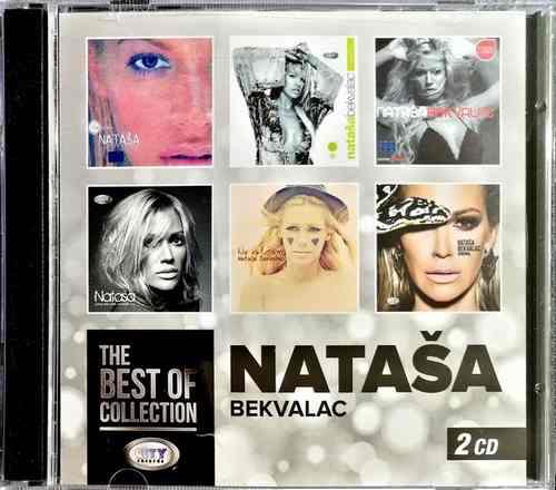 2CD NATASA BEKVALAC THE BEST OF COLLECTION kompilacija 2017 city records srbija