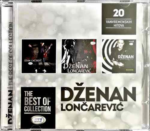 CD DZENAN LONCAREVIC THE BEST OF COLLECTION kompilacija 2017 city records srbija