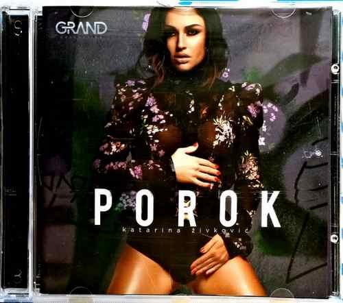 CD KATARINA ZIVKOVIC POROK ALBUM 2017 GRAND NARODNA MUZIKA SRBIJA HRVATSKA BOSNA
